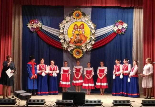 Отчетный концерт «Росинки»