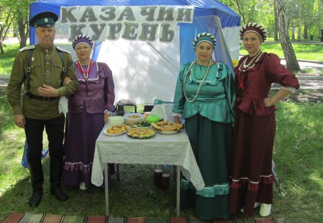 Кетовский район на фестивале «Соцветие национальных культур»