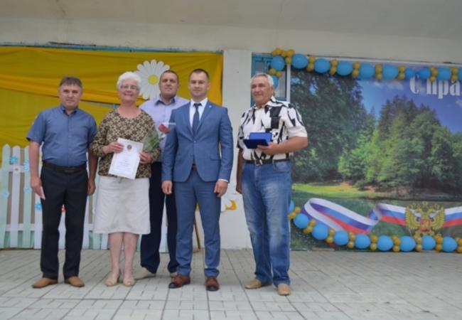 8 июля  в Кетово отметили  замечательный  праздник- День семьи, любви и верности.