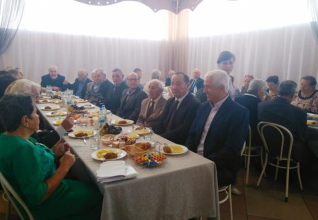 Глава Кетовского района провел традиционный прием в честь Дня пожилого человека