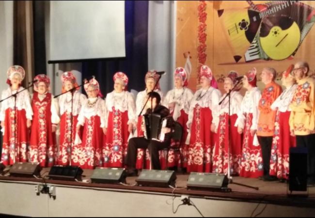 В Кетовском  районе прошел фестиваль народного творчества  «КЕТОВСКИЕ РОДНИКИ»