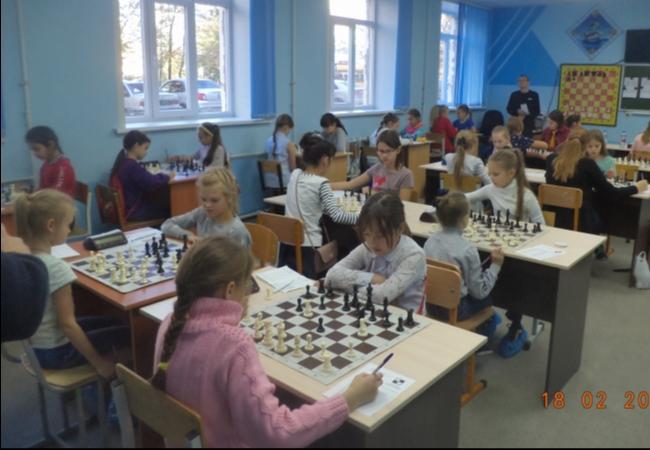 Первенство Курганской области по шахматам в зачет V Спартакиады спортивных школ Курганской области