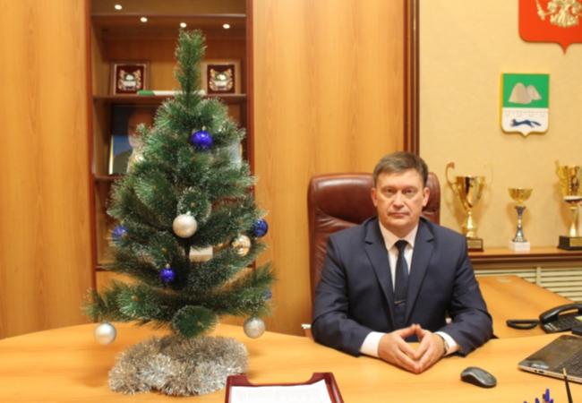 Поздравление Главы Кетовского района С Новым Годом!