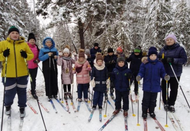 В образовательных организациях Кетовского района  прошёл Активный выходной.