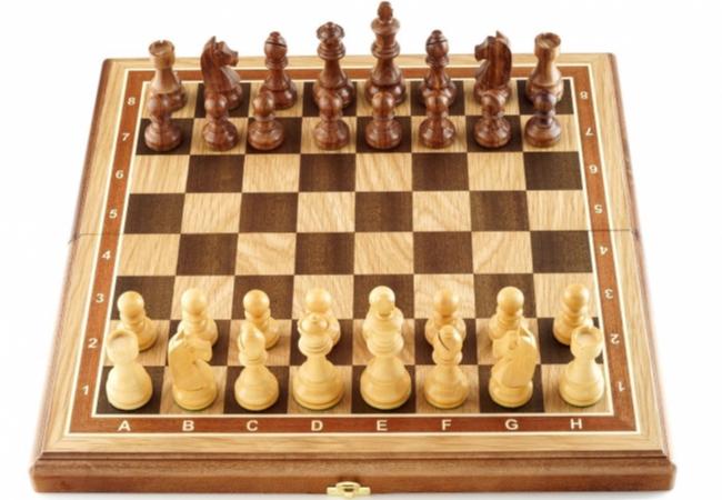 Шахматный турнир по классическим шахматам