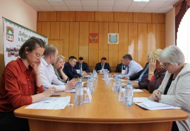 Состоялся Общественный совет по улучшению инвестиционного климата и развитию предпринимательства в Кетовском районе