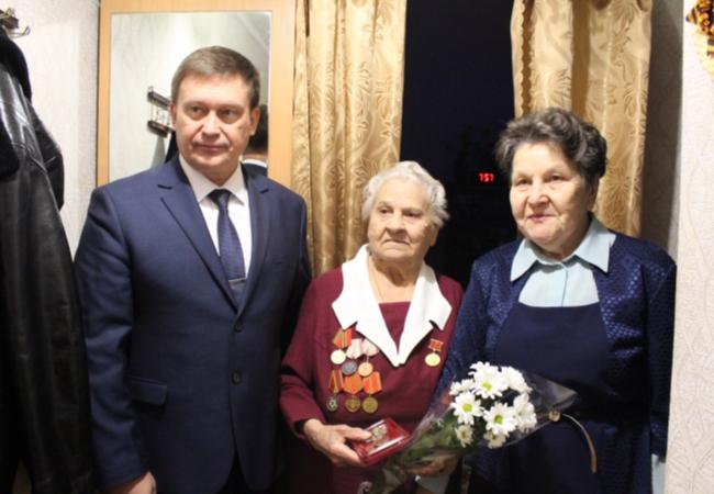 В ознаменование 75-летия Победы в Великой Отечественной войне 1941 - 1945 годов