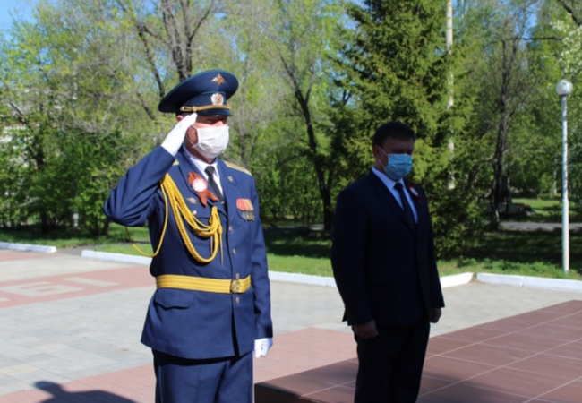 Поздравляю всех с 75-летием Победы в Великой Отечественной войне!