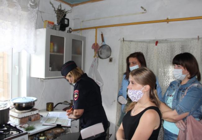 ОМВД России по Кетовскому району присоединились к Всероссийской акции «Помоги пойти учиться!»