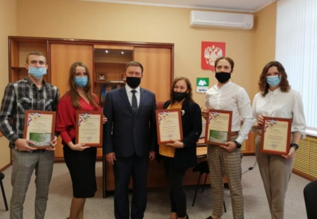 27 августа 2020 года состоялось торжественная церемония вручения районной молодежной премии Главы Кетовского района.