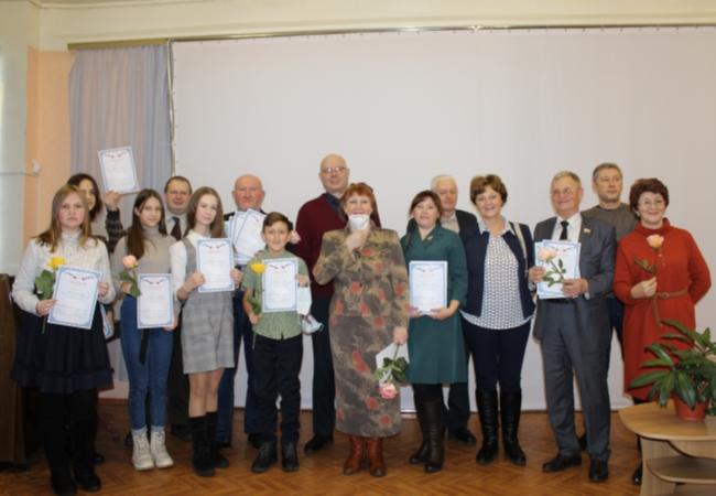 Литературный конкурс «Мир и Отечество»