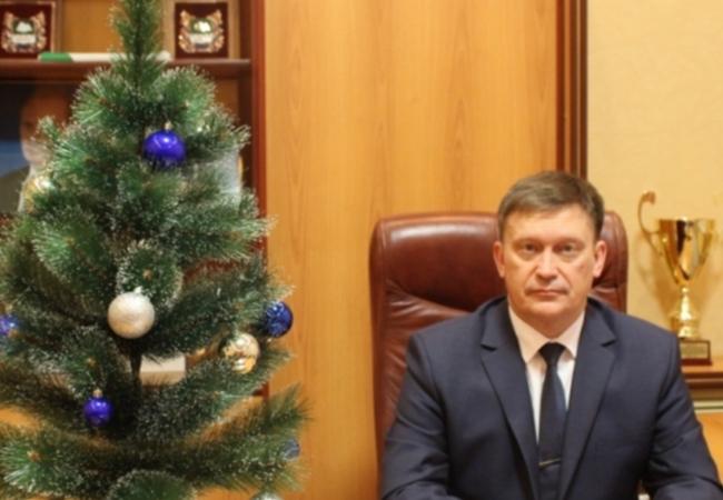 Поздравление Главы Кетовского района, Дудина Сергея Анатольевича, с Новым годом!
