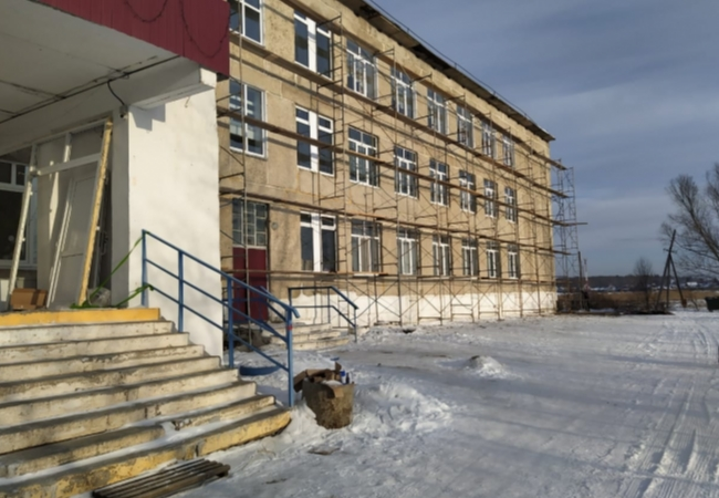 Сегодня состоялся рабочий выезд в с. Введенское и п.Введенка