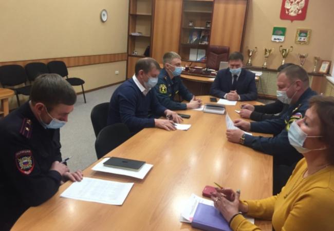 20.01.2021 года в связи с гибелью при пожаре, в Кетовском районе проведено внеочередное заседание КЧС и ОПБ.