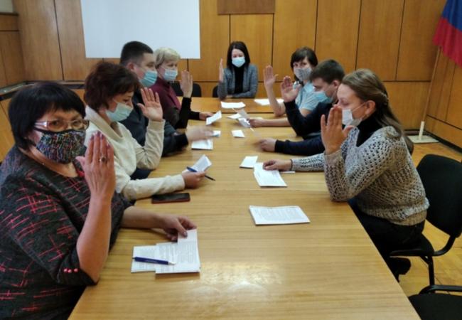 В ТИК Кетовского района подвели итоги прошлого года и определили задачи на предстоящий период