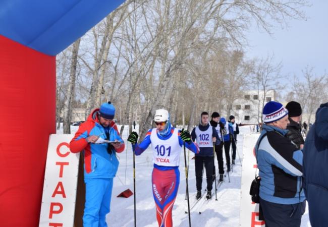 Весенние старты по лыжным гонкам