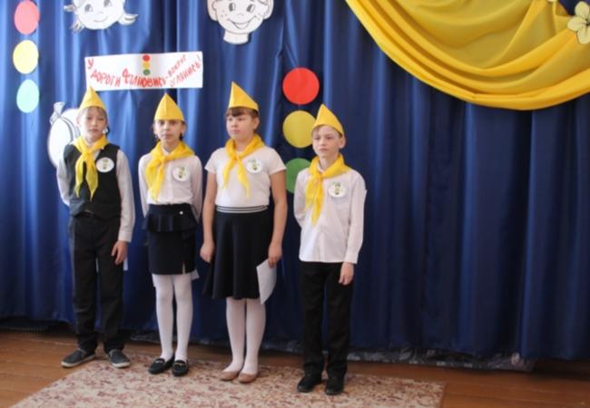 В Кетово прошел муниципальный этап Всероссийского конкурса юных инспекторов движения «Безопасное колесо».
