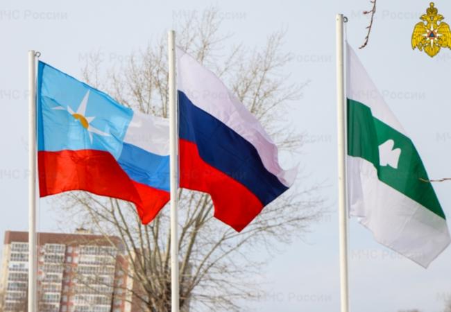 Дан старт Всероссийскому командно - штабному учению по ликвидации ЧС природного характера