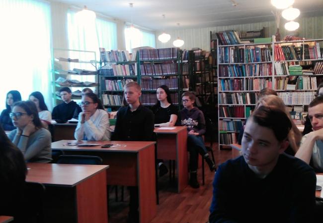 Кетовские школьники познакомились с творчеством зауральского писателя