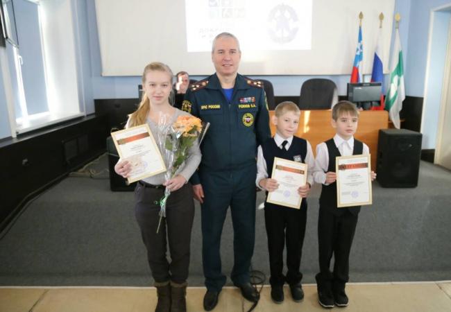 7 декабря в Главном управлении МЧС России по Курганской области состоялось торжественное мероприятие, посвященное Году добровольца (волонтера) в России.