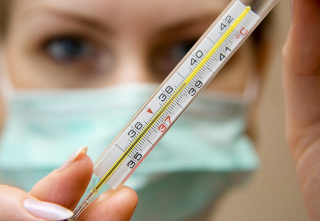 Грипп и ОРВИ находятся на первом месте по числу заболевающих людей
