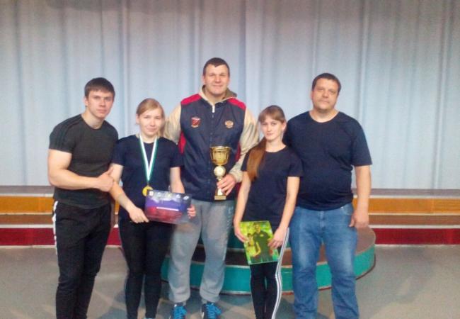 Успех Кетовских спортсменов